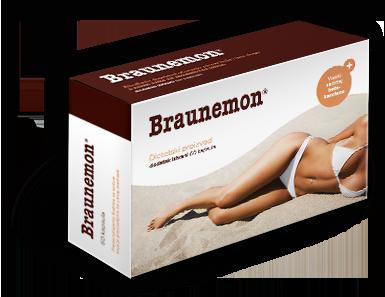 Braunemon - Bez brige do predivnog tena